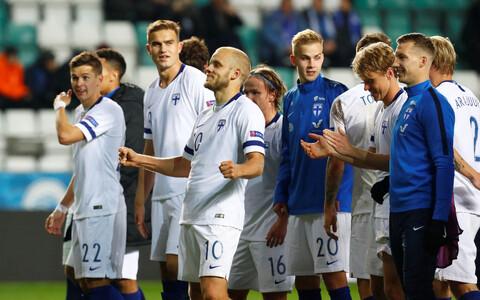 Soome jalgpallikoondis fänne tänamas