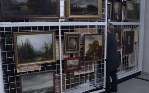 Tartu kunstimuuseumi kogud koliti ERM-i.