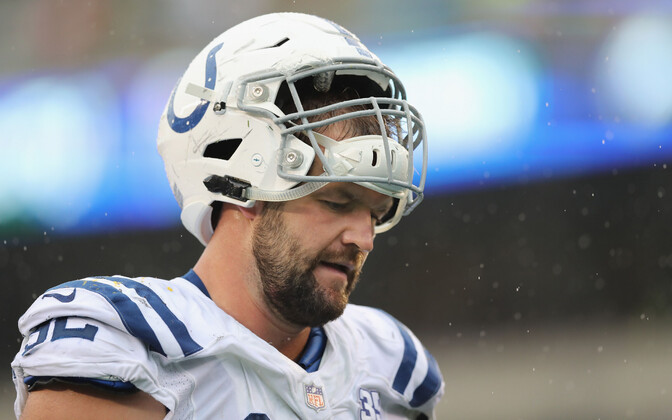 Margus Hunt (DE) of the Indiapolis Colts.
