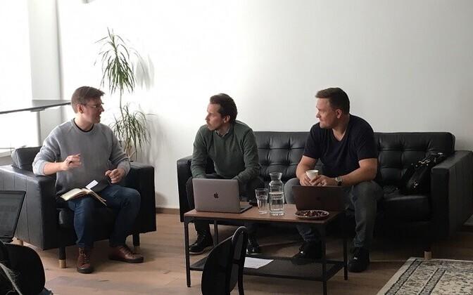 Music Estonia avalik arutelu