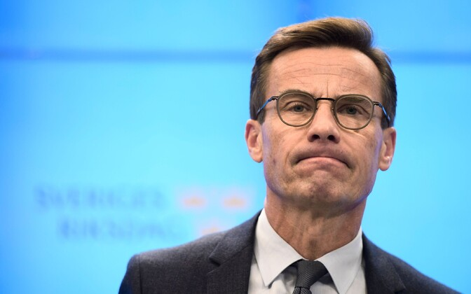 Ulf Kristersson.