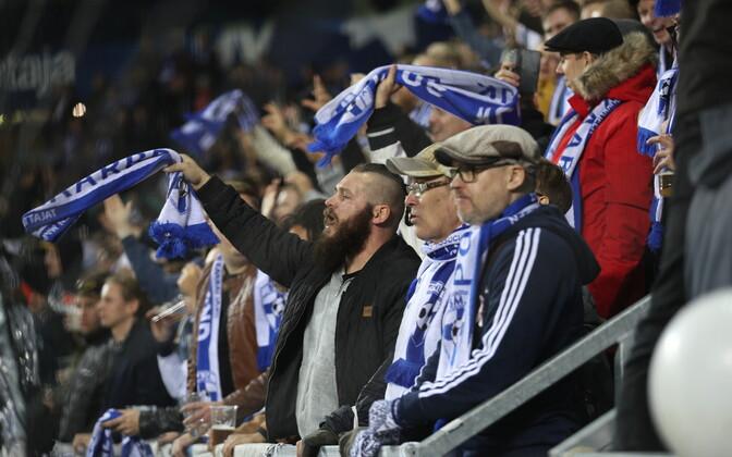 Jalgpall eesti koondis learn