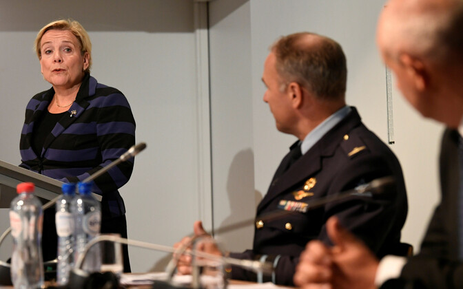 Hollandi kaitseminister Ank Bijleveld.