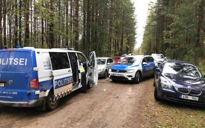 В воскресенье было найдено тело пропавшего Ивана.