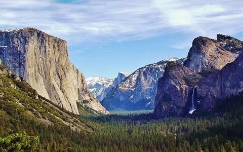 Teadlased uurisid Yosemite'i rahvuspargis toimunud maalihke tagajärgi.