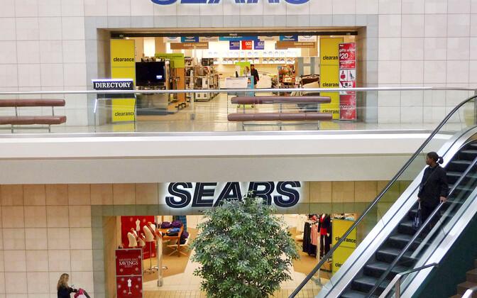 Searsi kauplus Fairfaxis.