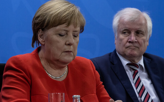Политические карьеры Ангелы Меркель и Хорста Зеехофера близятся к закату.