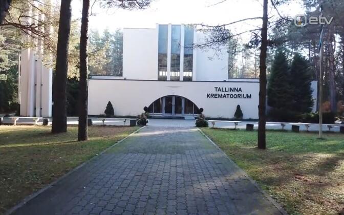 Tallinna krematoorium.