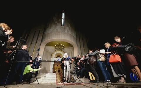 Заседание Синода РПЦ прошло в Минске