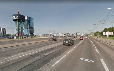 Палдиское шоссе.