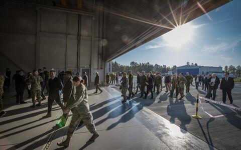 Новые военные объекты в Эмари.