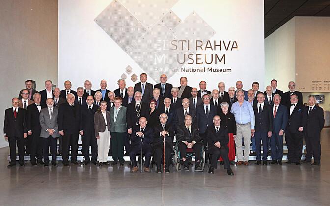 Eesti Teaduste Akadeemia üldkogul 2018. aasta suvel.