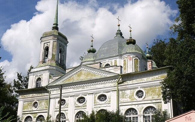 Успенский собор ЭАПЦ в Тарту.