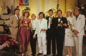 Иво Линна, Маре Вяльятага, Катри Хелена, Кирилл Бабицин,. Крайние справа - Саара Карху и Урмас Отт., 1982 год