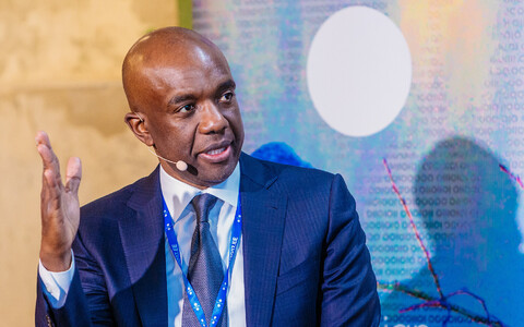 Konsultatsioonifirma McKinsey Global Institute juht James Manyika.