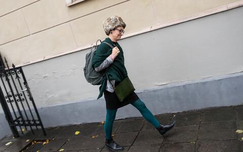 Йоко Алендер временно не будет депутатом Таллиннского горсобрания.