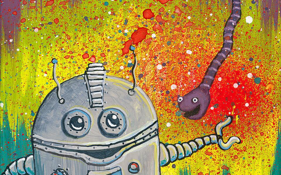 Arengumaades kaasneb roboti paigaldamisega töö keskkonna hüppeline paranemine ja kehalise koormuse vähenemine.