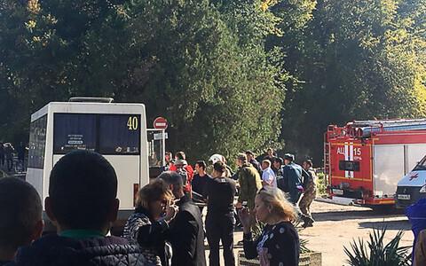 Теракт в Керчи.