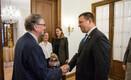 Встреча Юри Ратаса с Биллом Гейтсом