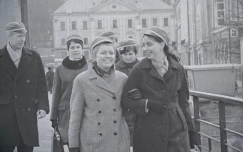 1968. aasta üliõpilaspäevad.