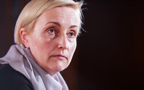 Кристина Каллас будет выдвигаться в председатели партии
