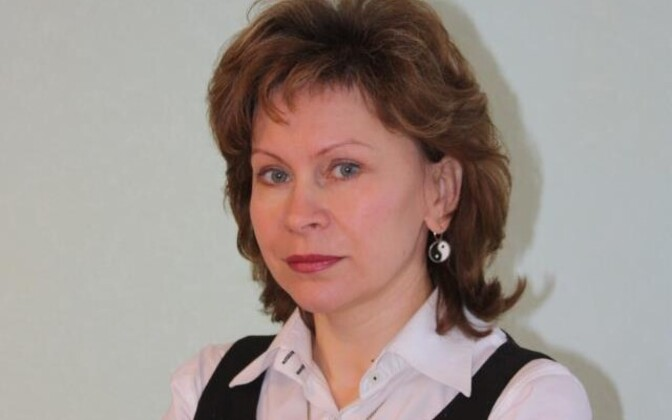 Татьяна Завьялова.
