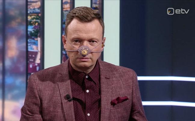 Marko Reikop proovis ninasoojendajat
