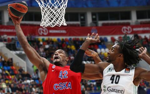 Moskva CSKA - Darussafaka