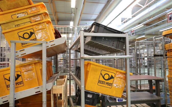 Eesti Posti sorteerimiskeskus