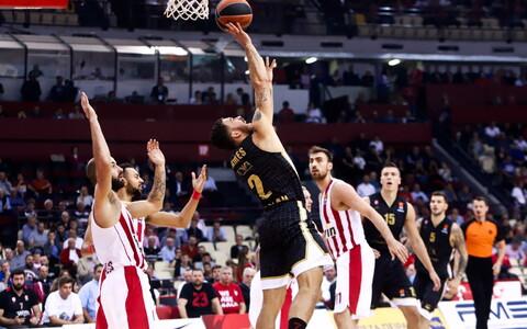 Pireuse Olympiakos - Milano Olimpia
