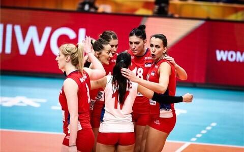 Serbia naiste võrkpallikoondis