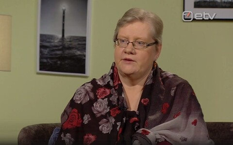 Sotsiaalkindlustusameti nõunik Kersti Kask.