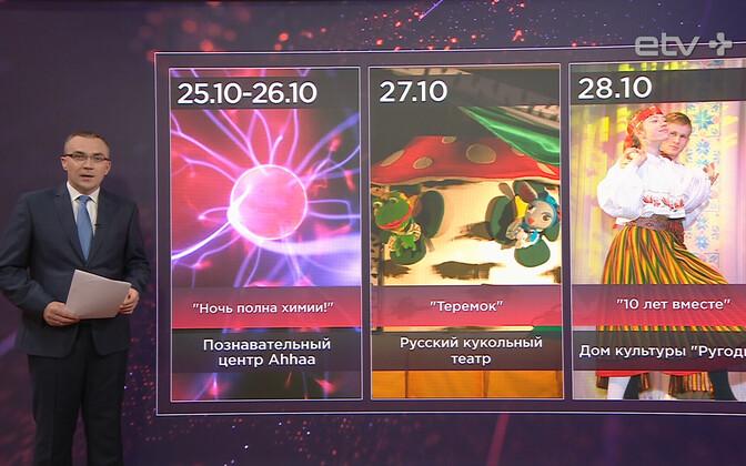 Николай Лощин выбрал все самое интересное.