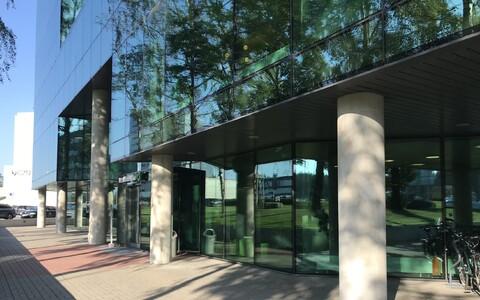 Главное здание офиса Eesti Energia.