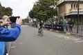 Võitmatute mängude avapäeva jalgrattavõistlused.