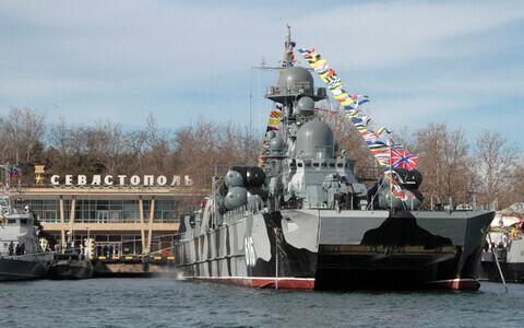 Севастополь расположен на юго-западе Крымского полуострова.