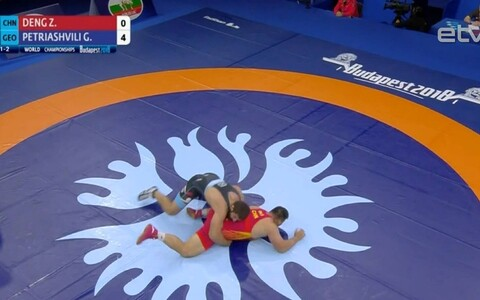 В Будапеште пройдет чемпионат мира по борьбе.