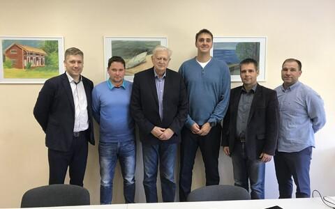 EKL-i ja Alutaguse valla esindajate kohtumisest Reinar Hallikuga