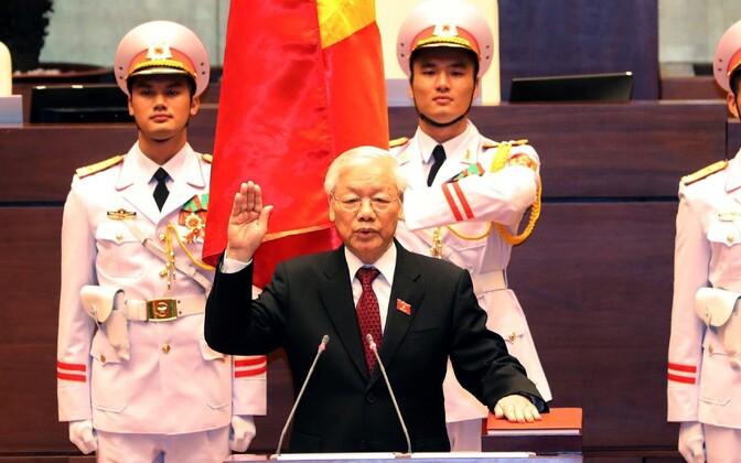 Нгуен Фу Чонг.