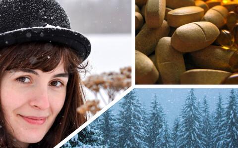 D-vitamiini tasub talvel võtta, kuid tegu pole täieliku imerohuga.