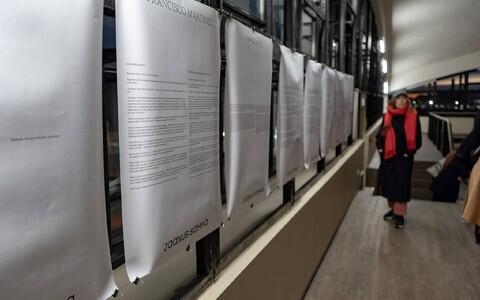 Näitus Balti jaama ootepaviljonis