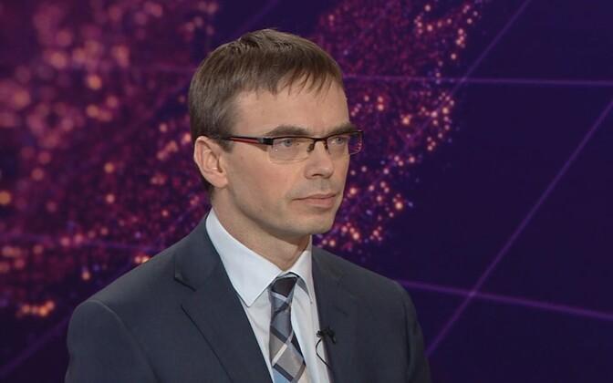 Välisminister Sven Mikser.