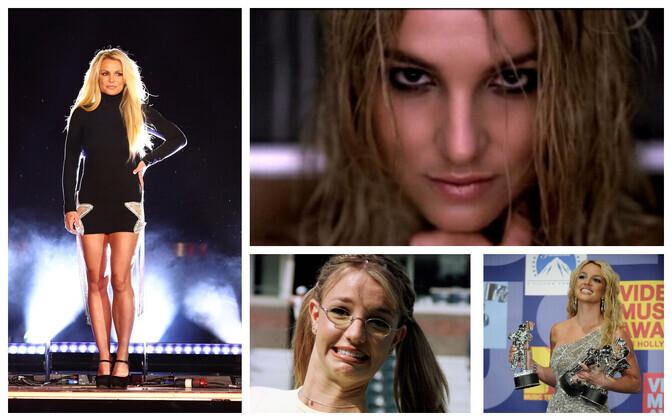 Britney Spears läbi aegade
