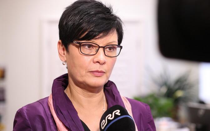 Laine Randjärv kommenteeris Eesti Kontserdi otsust.