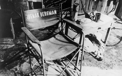 Ingmar Bergmani režissööri tool.