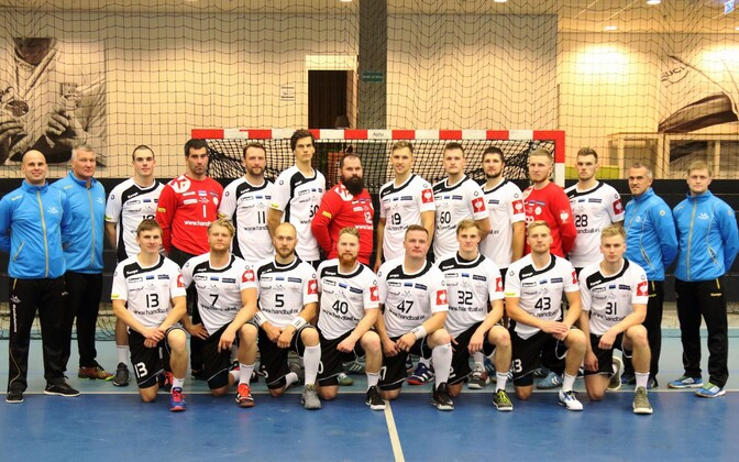 Eesti meeste käsipallikoondis