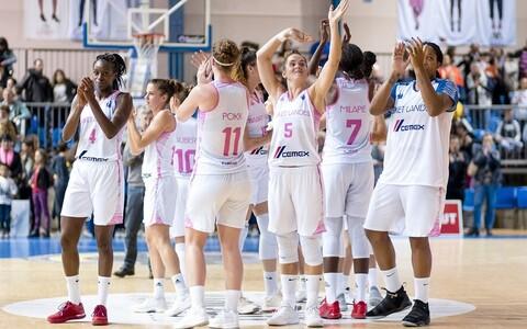 Mailis Pokk ja Landes Basket
