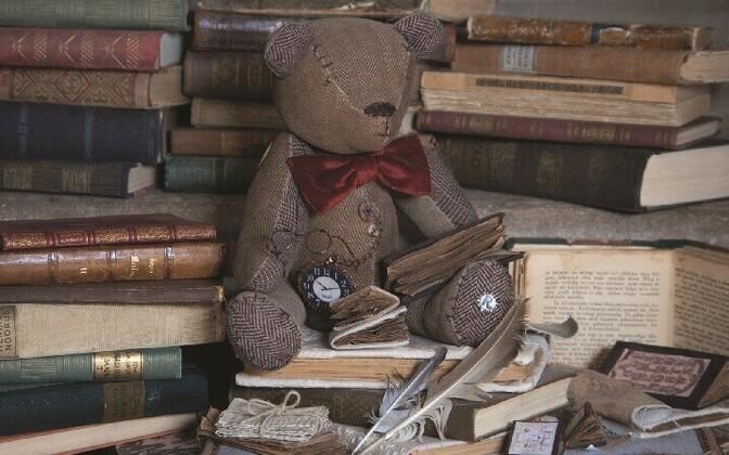Maris Aare Raamatukogukaru