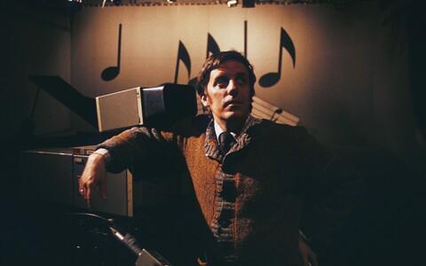 Režissöör Jüri Tallinn. 1984