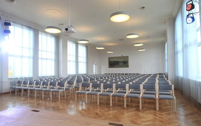Tartu Forseliuse kool ütles esoteerikust ruumirendisoovijale ainsana ära.